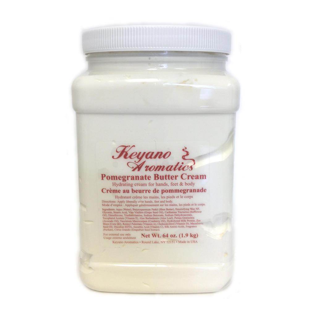 Pomegranate Butter Cream 64 oz.