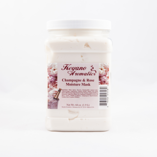 Champagne and Rose Moisture Mask 64oz.