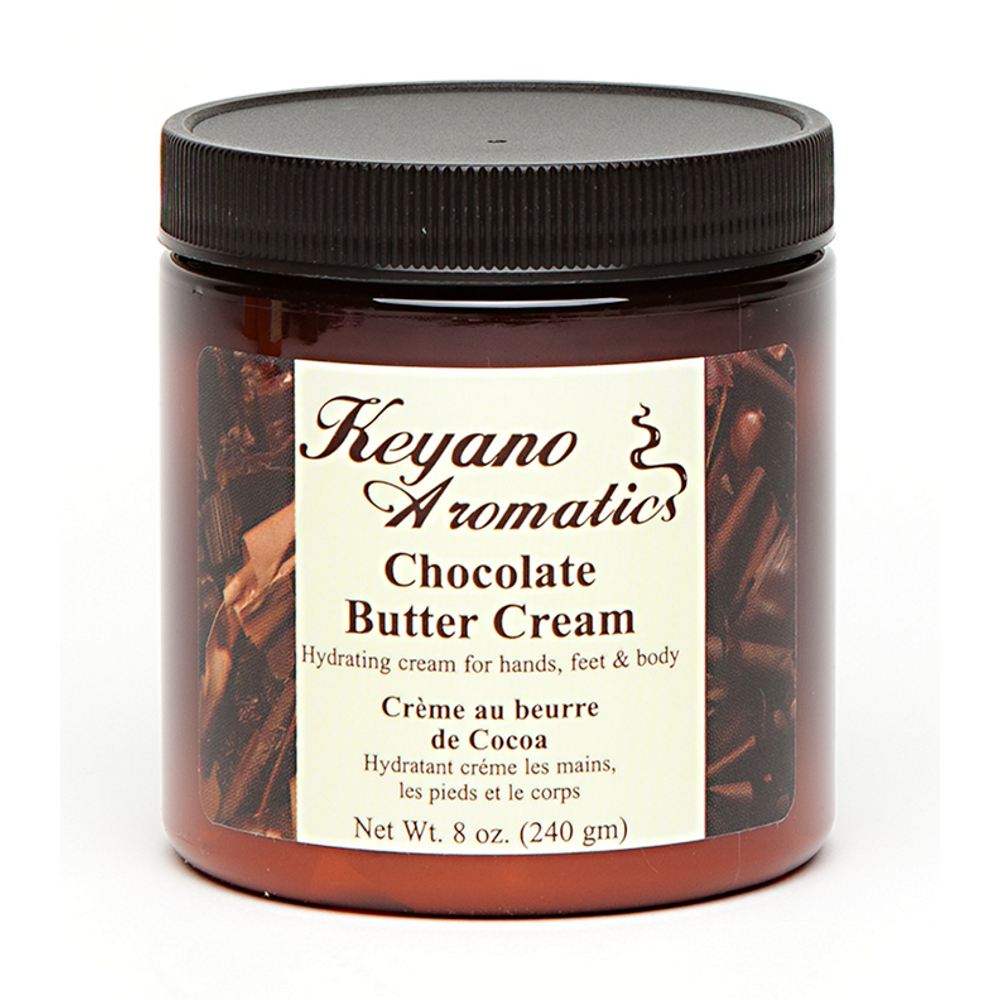 Chocolate Butter Cream 8 oz.