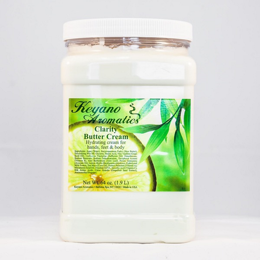 Clarity Butter Cream 64 oz.