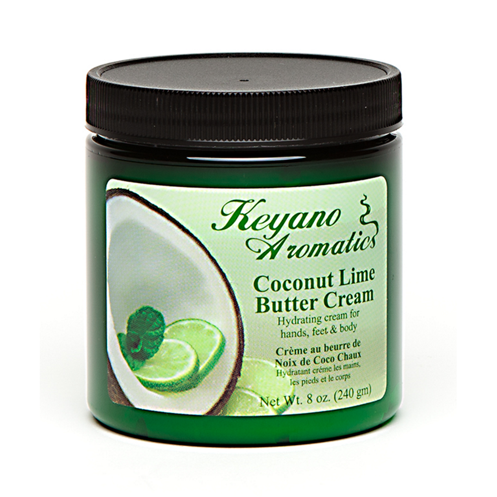 Coconut Lime Butter Cream 8 oz.