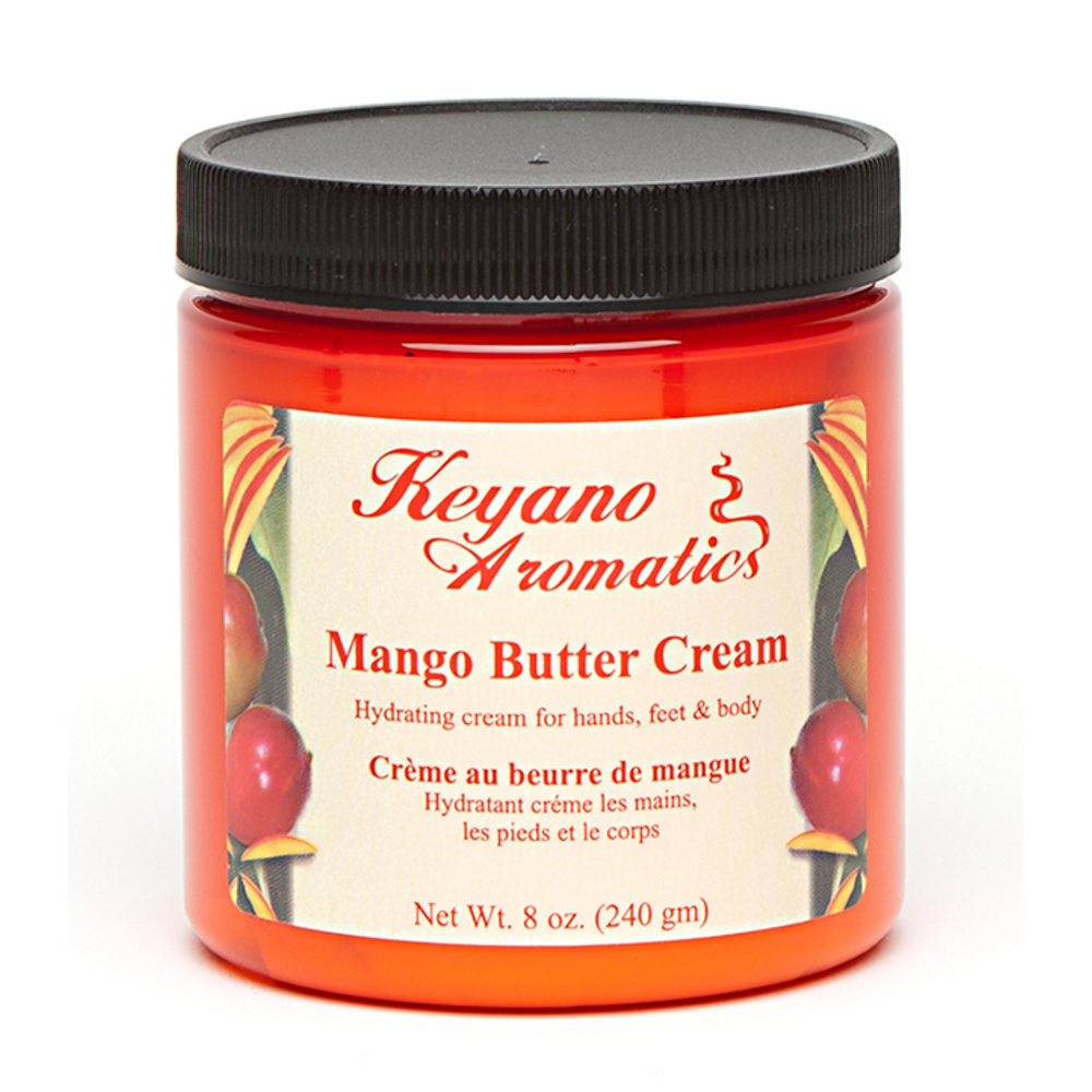 Mango Butter Cream 8 oz.