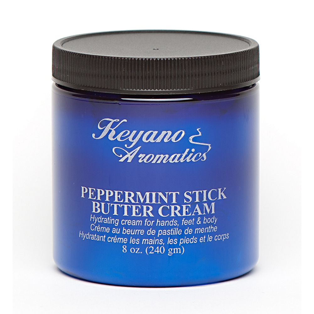 Peppermint Stick Butter Cream 8 oz.