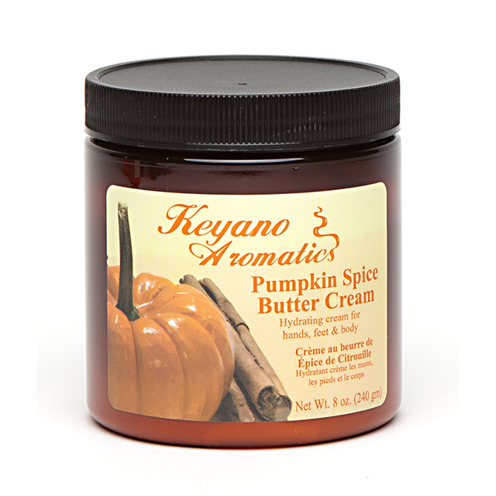 Pumpkin Spice Butter Cream 8 oz.