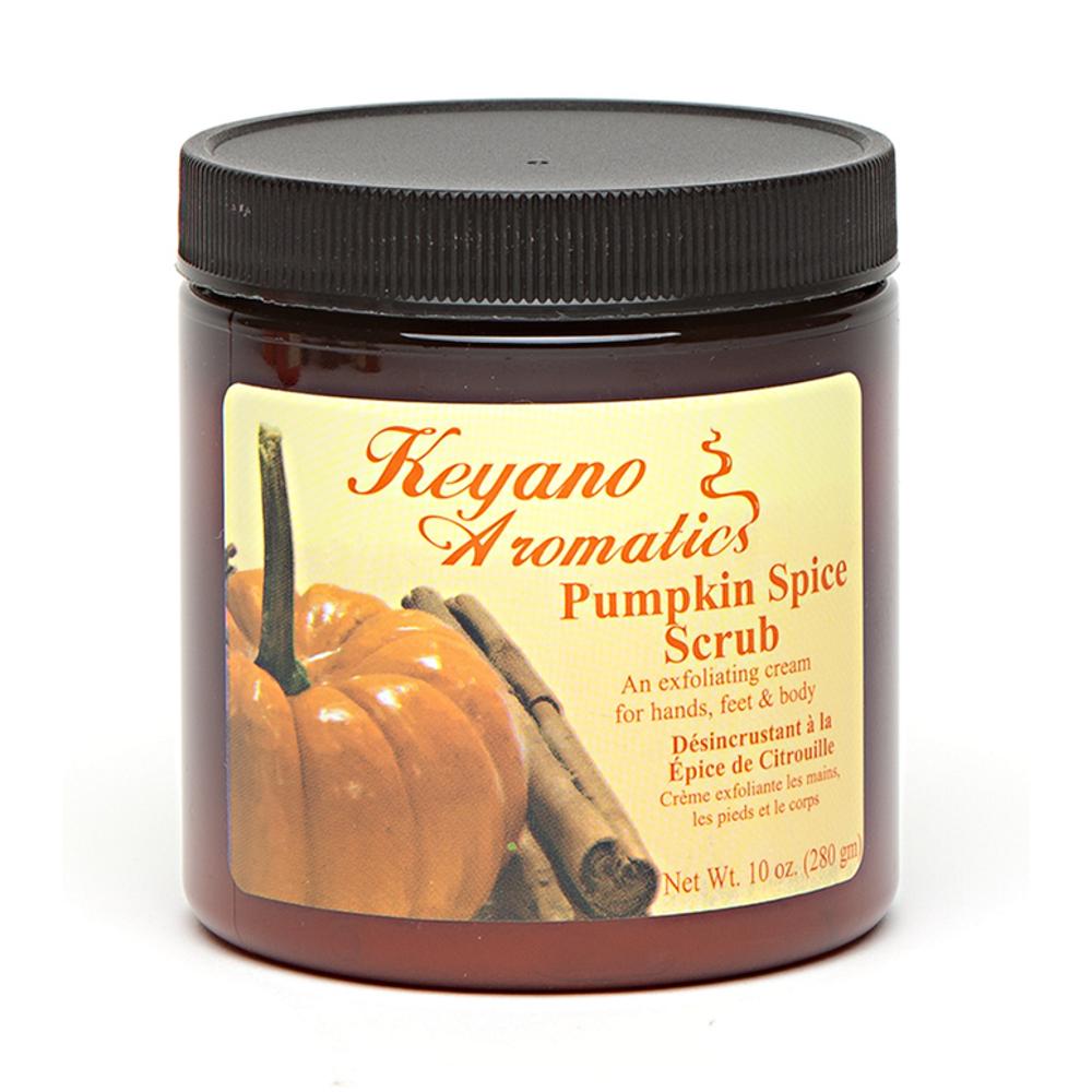 Pumpkin Spice Scrub 10 oz.